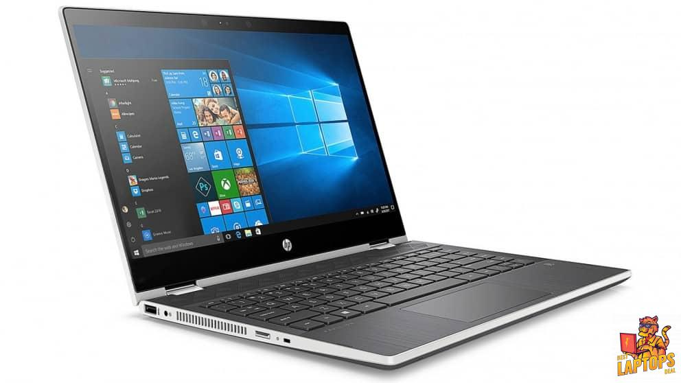 HP Pavilion x360 14 inch 2 in 1 Convertible Laptop